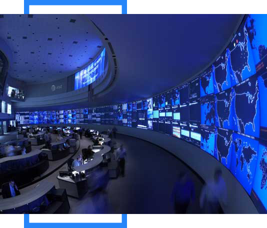 Network Operations Center – Signa